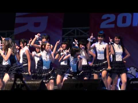[HD] JKT48 - Baby Baby Baby at Jak-Japan Matsuri 2012 Closing