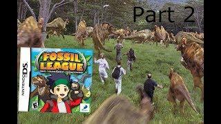 Fossil League Part 2 Men in Black are Evil?!?!