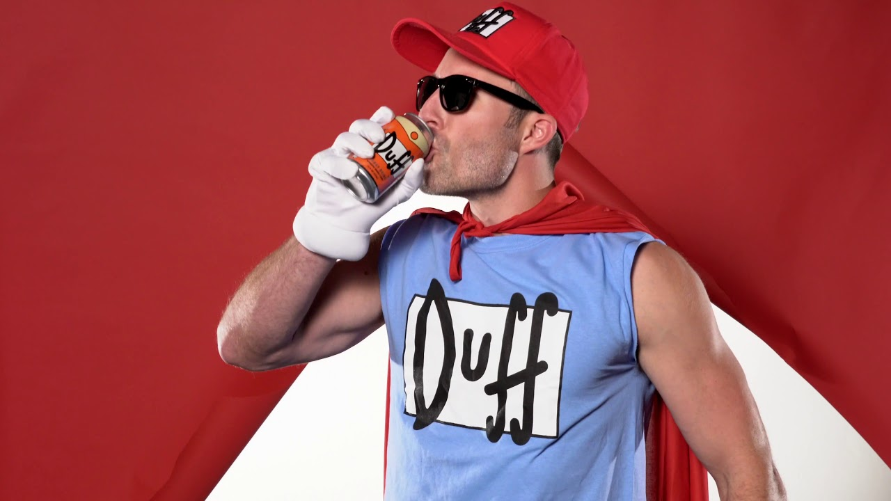 Duff Energy Drink! - atts