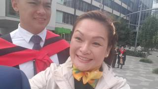 Uni Graduation Day (Engineering) FAMILY & FRIENDS  15th May  2017