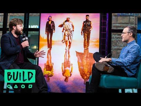 """Haley Joel Osment Talks Hulu's """"Future Man"""""""
