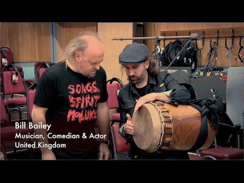 The Afterward  One Rhythm in Abbey Road Studio 1 with Bill Bailey