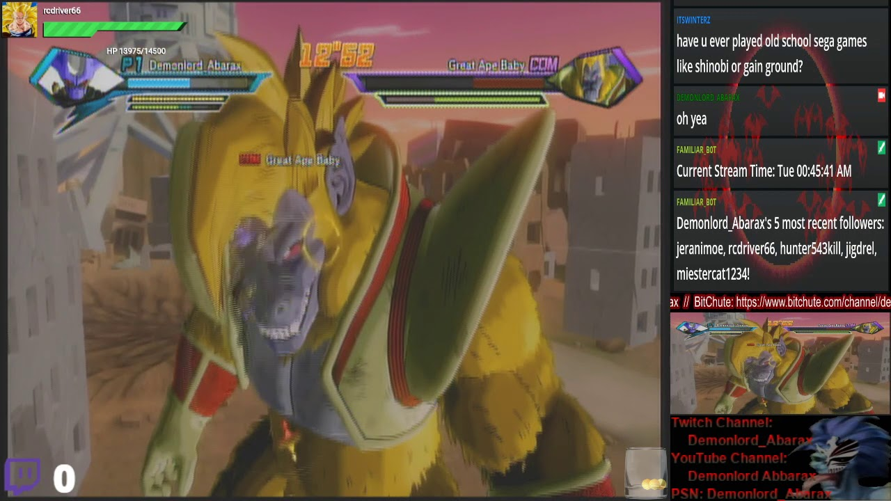[PS3] Dragonball XenoVerse - {Brand New Char. Multiplayer #39}