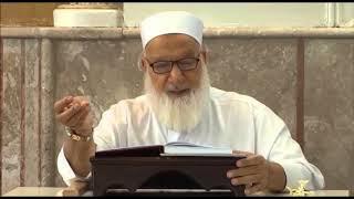 السحر عقد بين الإنسان والشيطان - سماحة الشيخ الدكتور رجب ديب