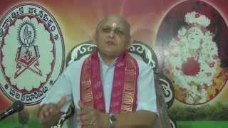Brahma Sutramulu : Day 32 : CH03 Padam2 : Sutram 31 32 : Sri Chalapathirao