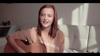 Лера Яскевич спела кавер под гитару песни МАКС КОРЖ   ПРОЛЕТАРКА