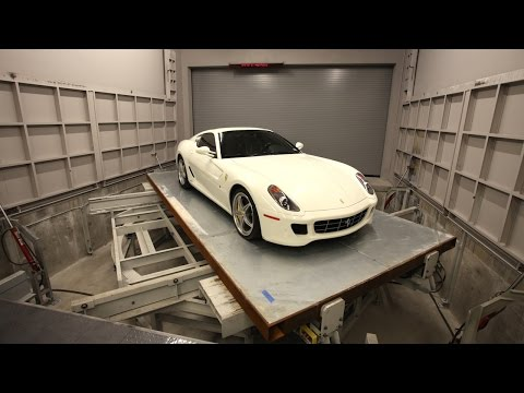RoboVault: World's Most High Tech Storage For Supercars