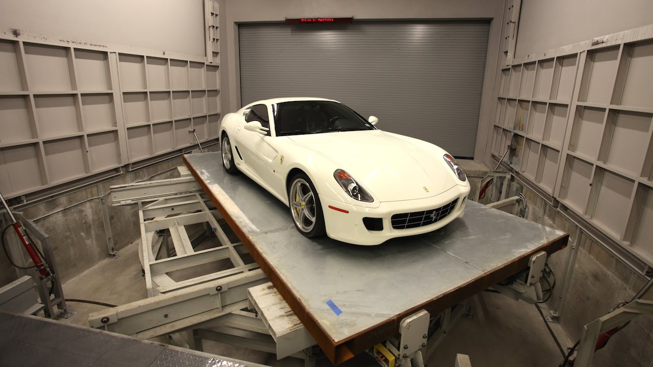Robovault World S Most High Tech Storage For Supercars Youtube