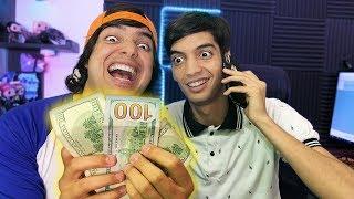 YOLO ME OFRECE $5,000 POR LLAMAR A MI EX NOVIA - CHALLENGE