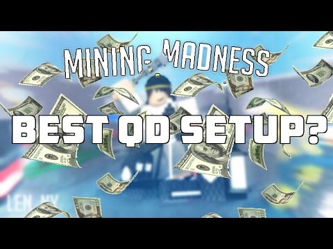 Roblox] Mining Madness: BEST QD setup? : LightTube