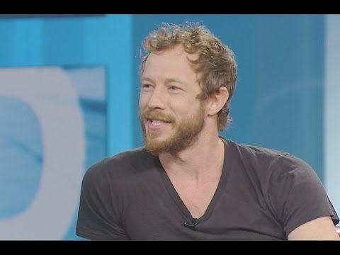 Kris Holden-Ried On Looking Like Chris Martin of Coldplay