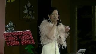 茜沢ユメルクリスマスディナーショー2016 ギター:福田祐次 京王プラザ...