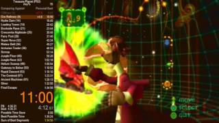 "Treasure Planet (PS2) ""Any%"" speedrun in 1:25:15 [Former WR]"