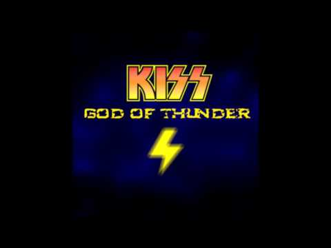 KISS  God of Thunder Remastered
