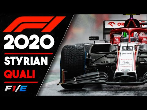 Styrian Qualifying Report F1 2020 Youtube