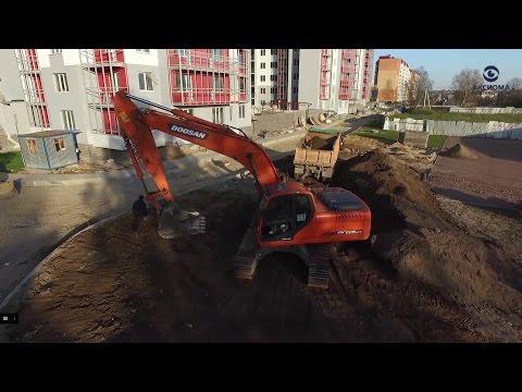 Охрана строительных объектов