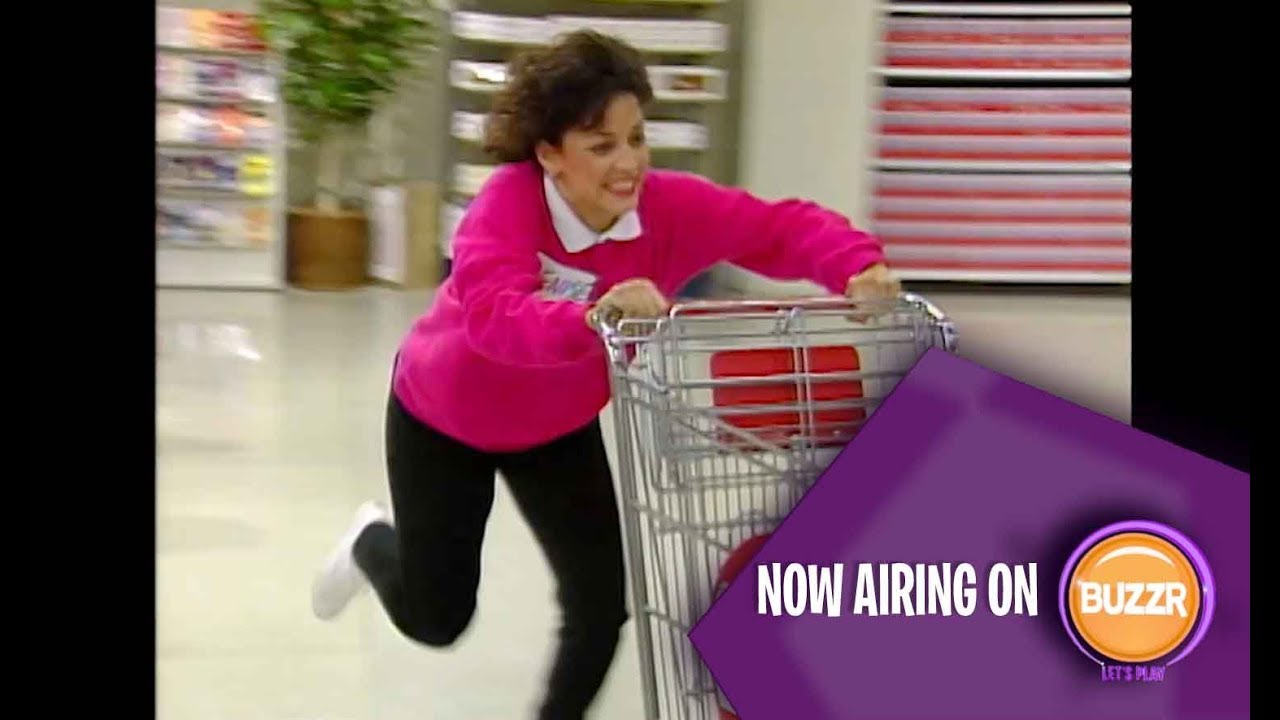 Supermarket Sweep - Everyone is going hog wild for the hams! (ep 1139 pt 4)  | BUZZR