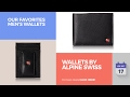 Wallets By Alpine Swiss Our Favorites Men's Wallets