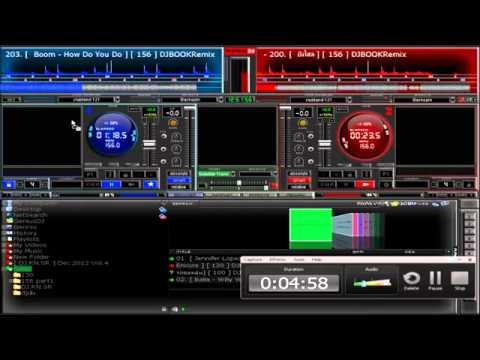 DJ MACHREmix สอนโปรแกรม รีมิกส์เพลง