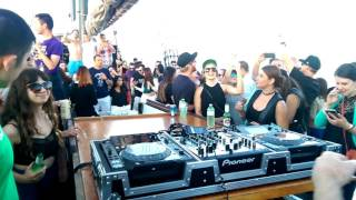 Solarstone @ Kajama Boat Cruise - Tilt - Angry Skies (Simon Templar remix)