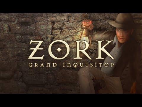 Играем в Zork: Grand Inquisitor (04.02.2017)