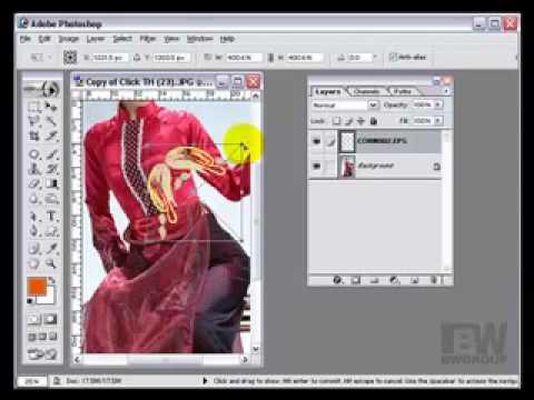 Lớp thiết kế album Thiết kế bo chỉ ảnh http://HocPhotoshop.Com