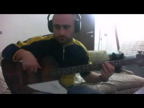 moving on - novecento - bass cover