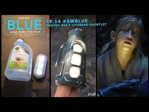 Making BLUE Ep.14: Star Wars Short Film