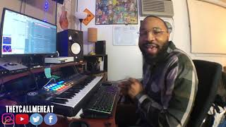 j cole type beat?? (making an epic hip hop beat in fl studio)