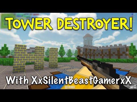 TOWER DESTROYER! | Blockade 3D - Ep. 1