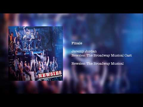 Newsies: The Broadway Musical - Finale