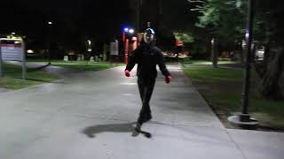 Halloween Pranks   They Called The Cops On Us During Purge Mask   Vlog