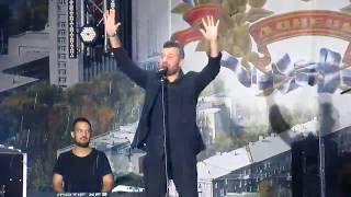 Концерт в Донецке День металлурга 2018