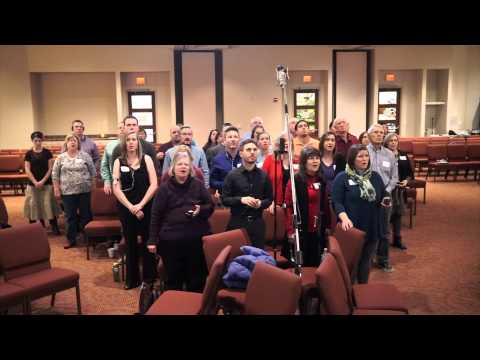 Praise & Harmony Singers Just As I Am I Come Broken Recording