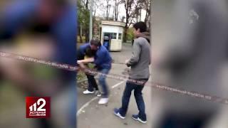 Драка в скейт-парке | подросток не робкого десятка