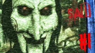 ДА НАЧНЁТСЯ ИГРА! ► Saw: The Video Game Прохождение #1 ► ХОРРОР ИГРА