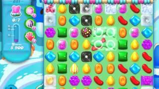 Candy Crush Soda Saga Level 681 - NO BOOSTERS
