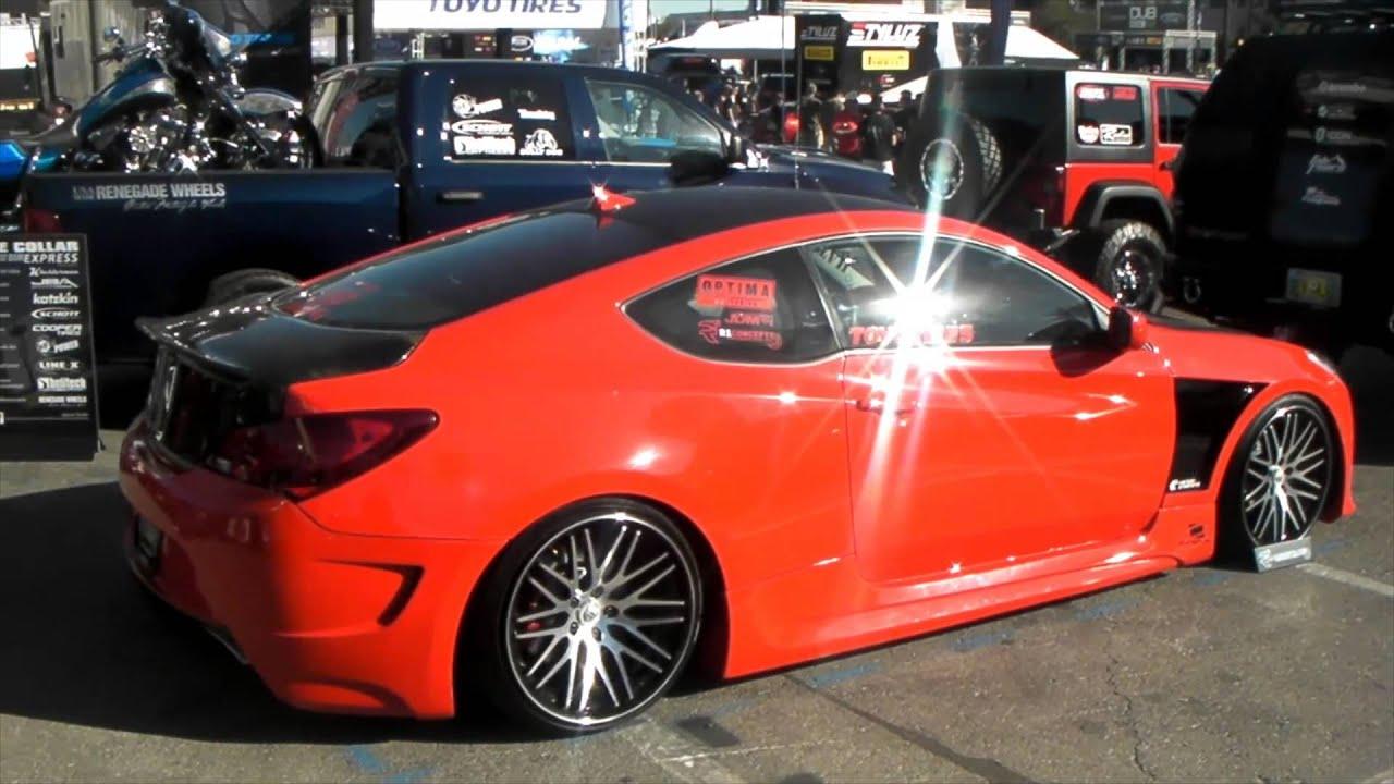 Dubsandtires Com 2012 Hyundai Gennesis Coupe Review