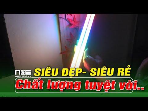 Trên tay bộ đèn Led RGB trang trí PC siêu đẹp