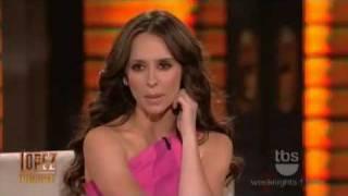 Jennifer love hewitt vajazzling.Lopez tonight mp4