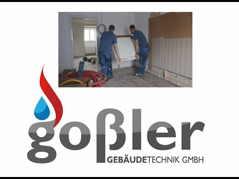Goßler Gebäudetechnik GmbH    Unternehmensfilm