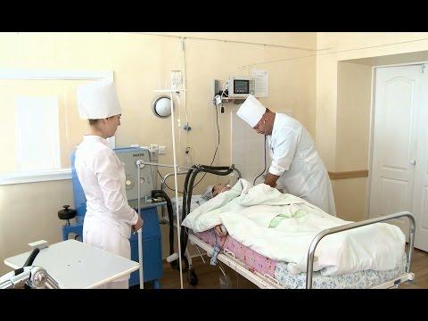 В городской больнице Кокшетау нуждаются в компьютерном томографе