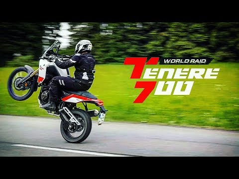 2019 | Yamaha Ténéré 700 | First Review