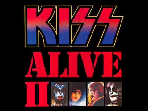 Kiss -Ladies room- Alive 2