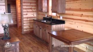 Weaver Barns Timber Lodge.wmv