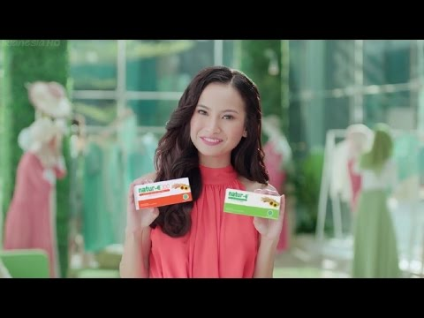 Iklan Natur-E 300 Daily Nourishing - Shopping, Acha Septriasa 30sec
