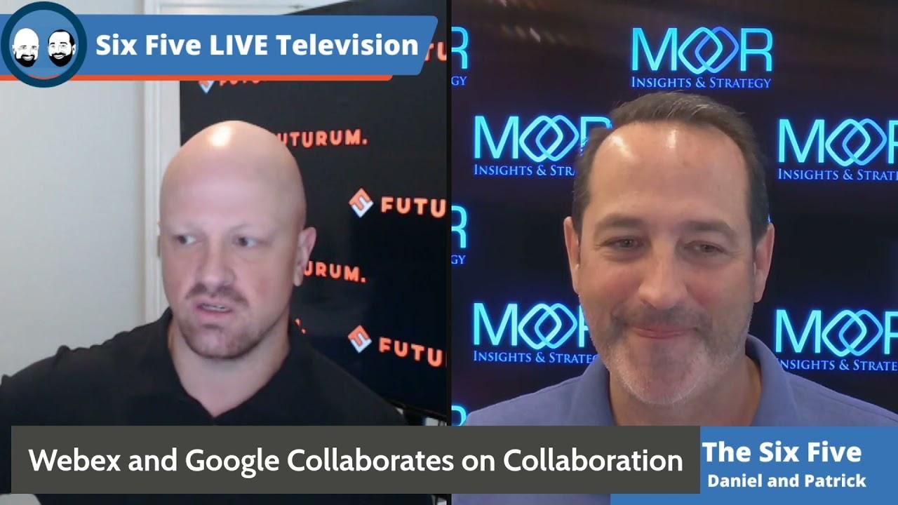 Cisco's Webex And Google Meet Interoperability Makes an ...