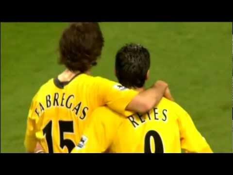 Man City 1-3 Arsenal 2005/2006