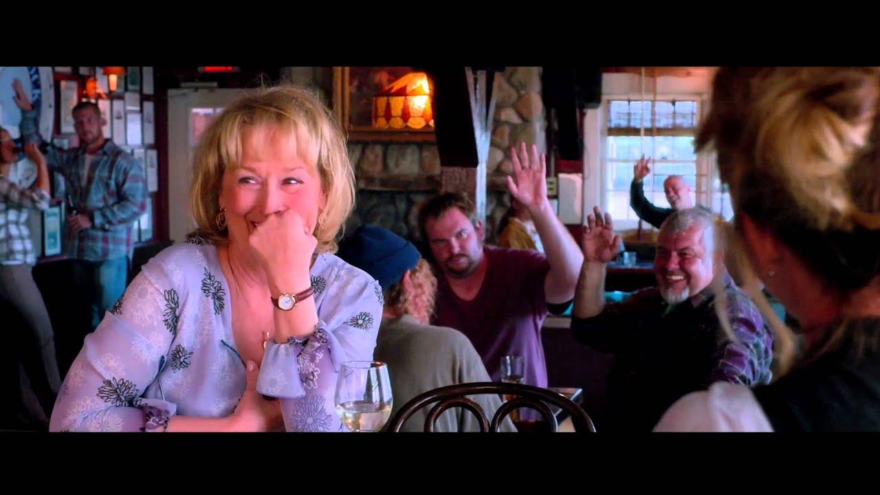 Meryl Streep komedijoje PABANDOM IŠ NAUJO kinuose nuo spalio 12 d.