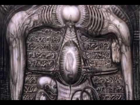 Hr Giger Alien Visions V2 0